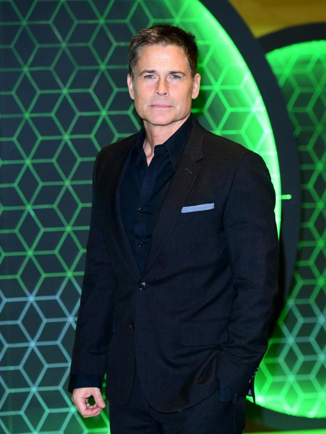 Embargoed to 0001 Tuesday June 04..File photo dated 11/12/18 of actor Rob Lowe, who was left confused after being thrown into