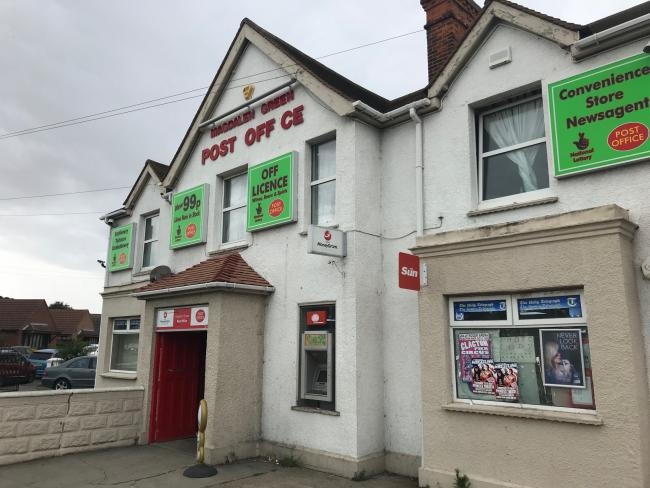 Man charged with robbery following post office raid in Clacton