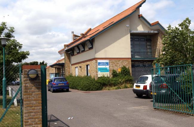 TROUBLED PRACTICE: Elms Green in Jaywick is one of three surgeries with issues