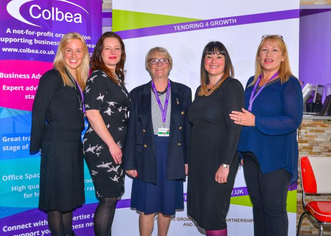 The Tendring4Growth Women in Business event. Picture Robert Wong