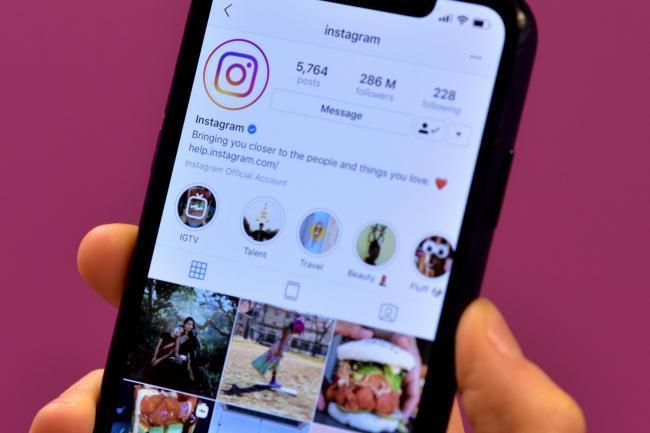 Why your Instagram posts may not be getting as many likes. Pic credit: PA