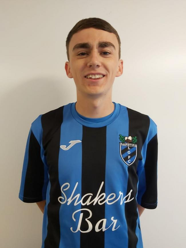 Luke Mayhew was among the Oakley scorers in Saturday's big victory at Brightlingsea Regent Reserves