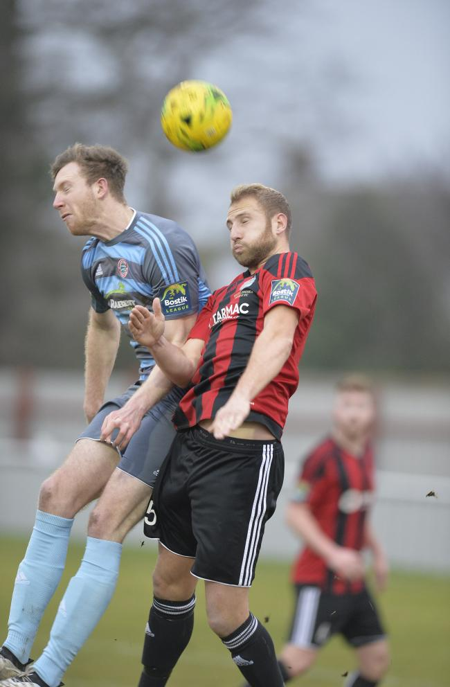 Brightlingsea Regent's Josh Gould has joined FC Clacton