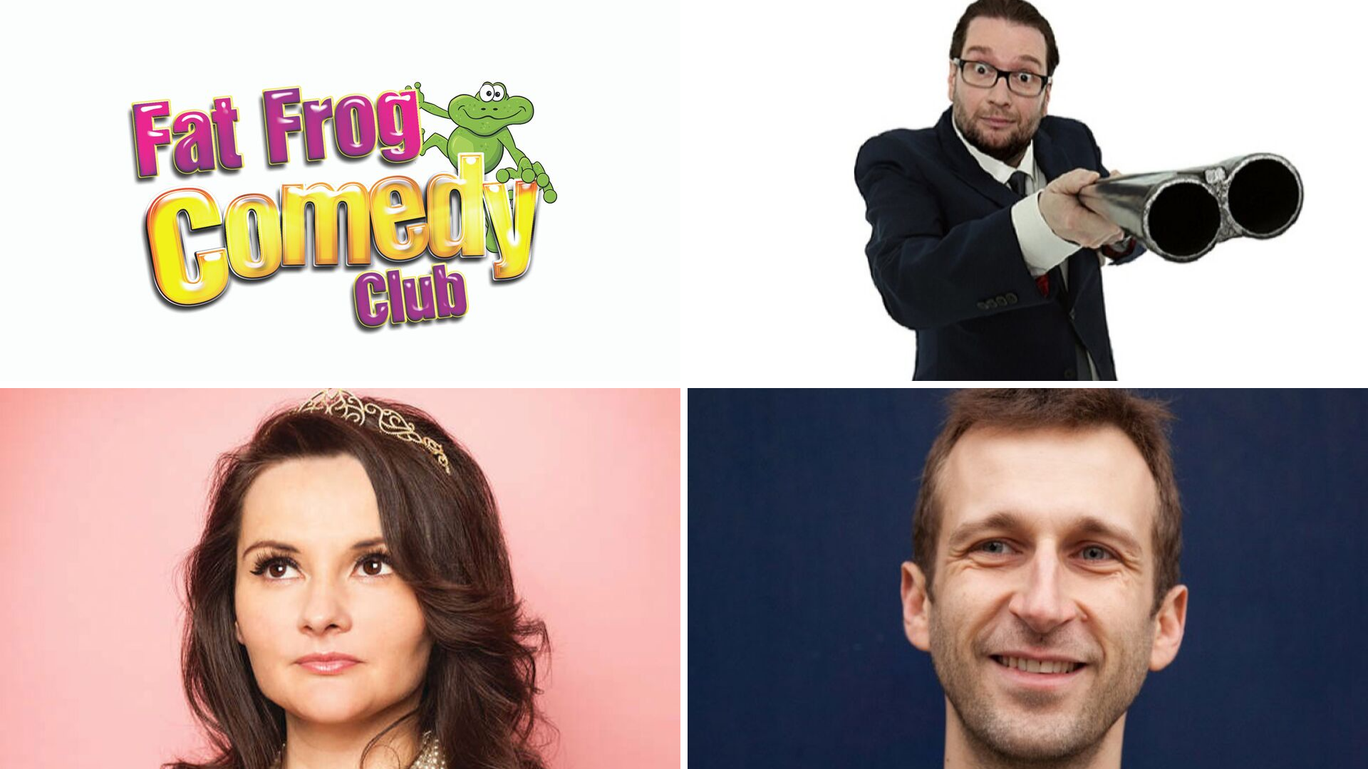 Fat Frog Comedy with Gary Delaney