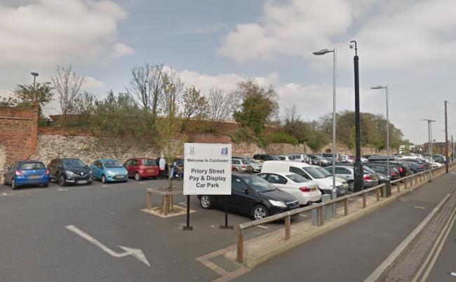 Some bays at Priory Street car park will be shut during the works