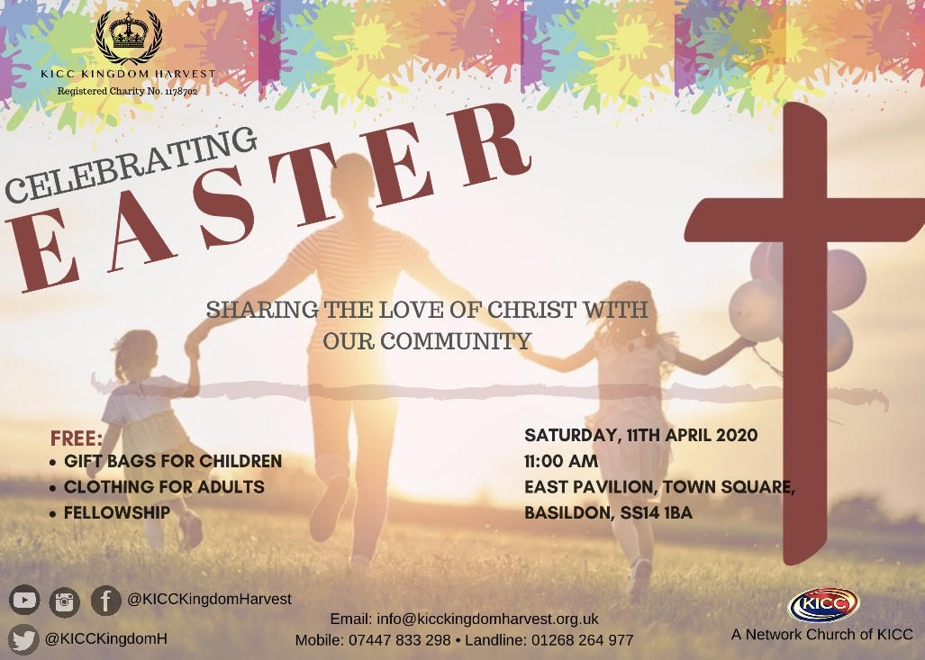 Community Outreach - Celebrating Easter