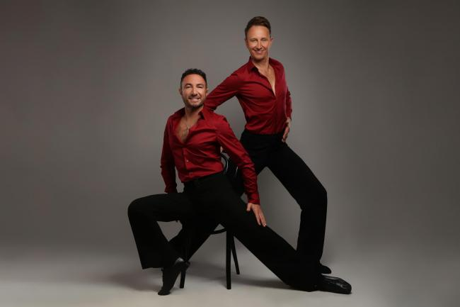 BALLROOM DANCERS: Strictly stars to perform live at Princes Theatre