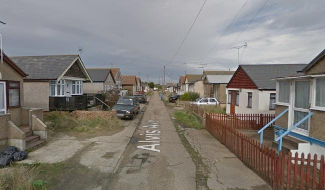 Boarded-up Jaywick chalet sold
