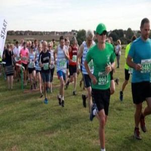 Essex Cross Country 10k Series 2021 - Thorndon Park