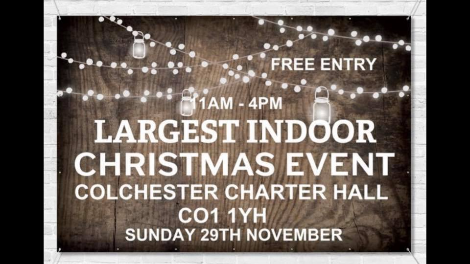 Largest Indoor Christmas Event