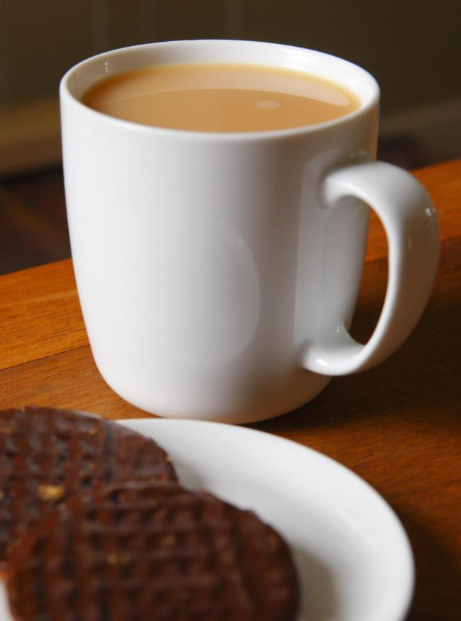 Amount of extra water being used during lockdown is equivalent of each customer drinking EIGHTY cups of tea per day