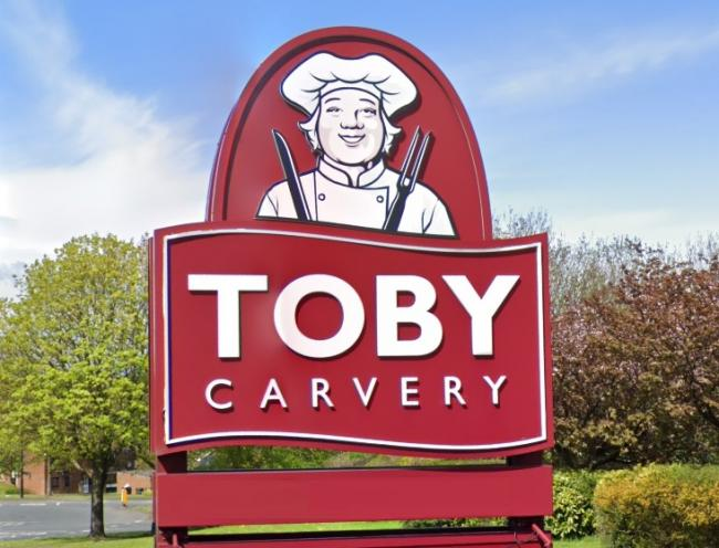 Toby Carvery travellers moved on by council