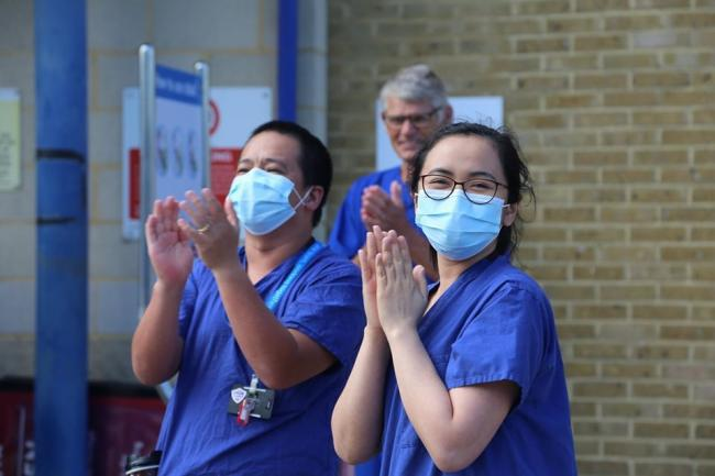Dedicated - NHS staff have risen to the challenge