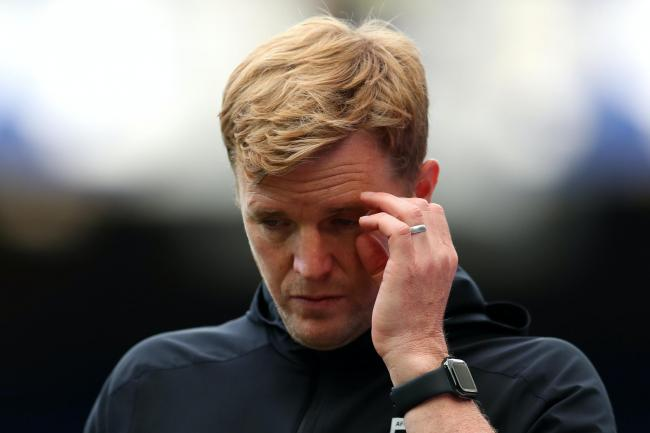 Eddie Howe has left Bournemouth