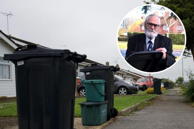 New wheelie bins lead to big increase in recycling in Tendring