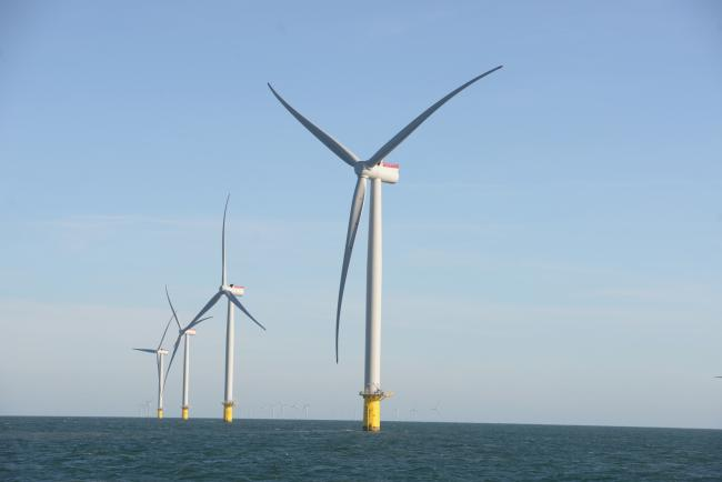 Expansion - the Galloper Offshore Wind Farm