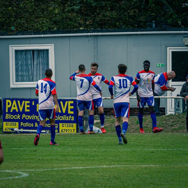 FC Clacton v Thetford Town Picture: RJS PHOTO