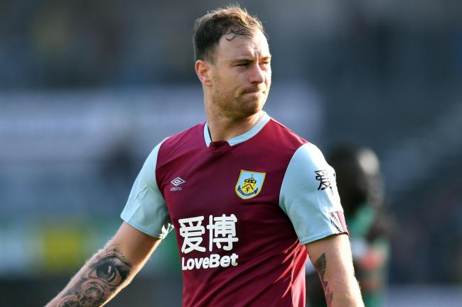 Ashley Barnes made his return to action shortly before the international break