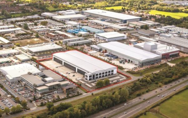 New - housing factory in Basildon to begin production in spring
