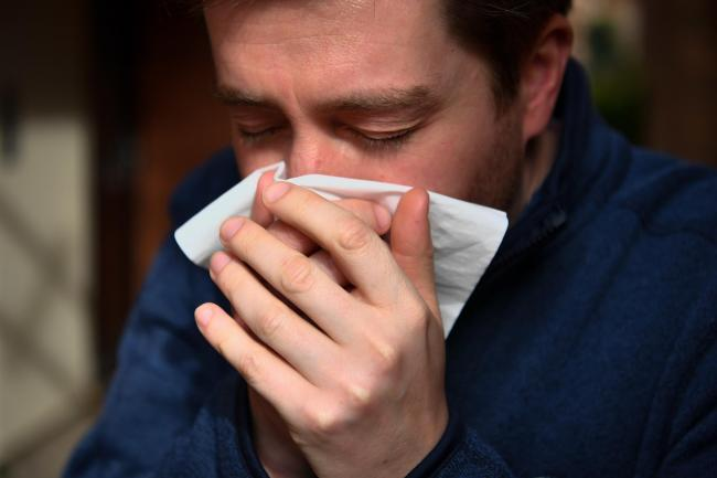 PICTURE POSED BY MODEL