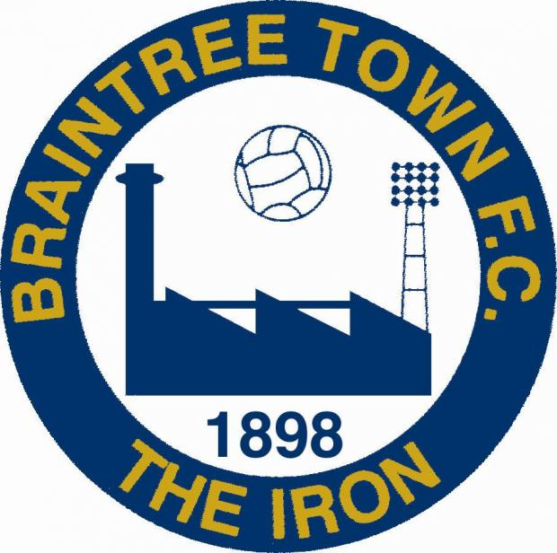 Braintree Town's FA Trophy game is postponed