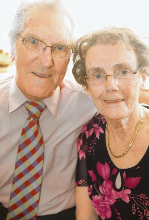 Braintree: Couple celebrate 65th wedding anniversary