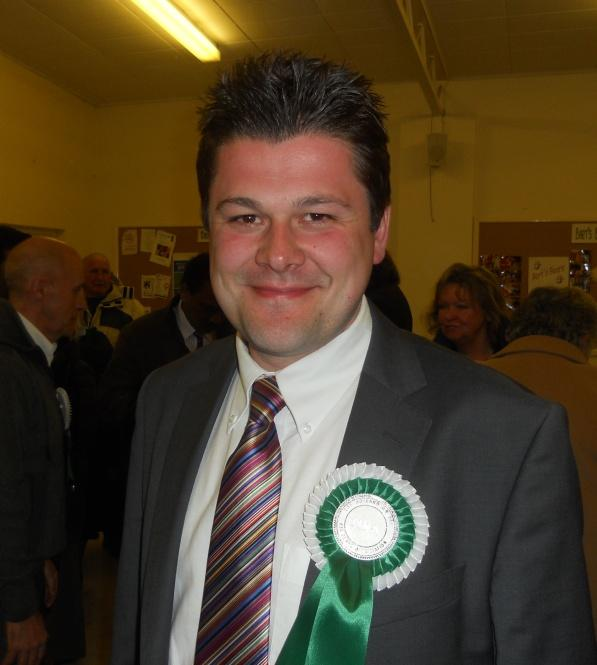 Councillor stands down after only three months