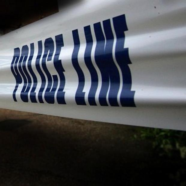 A man in his 30s has reportedly been stabbed in the neck with a broken bottle at a party in a nightclub in central London