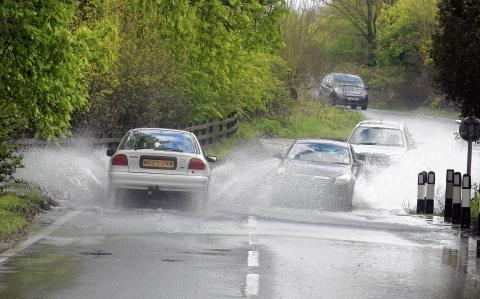 Essex: April is the wettest month since records began in 1910