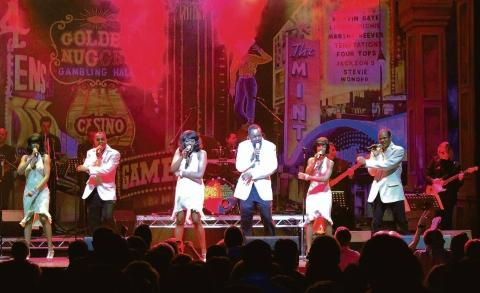 Recreating the hits – Motown comes to the Princes Theatre