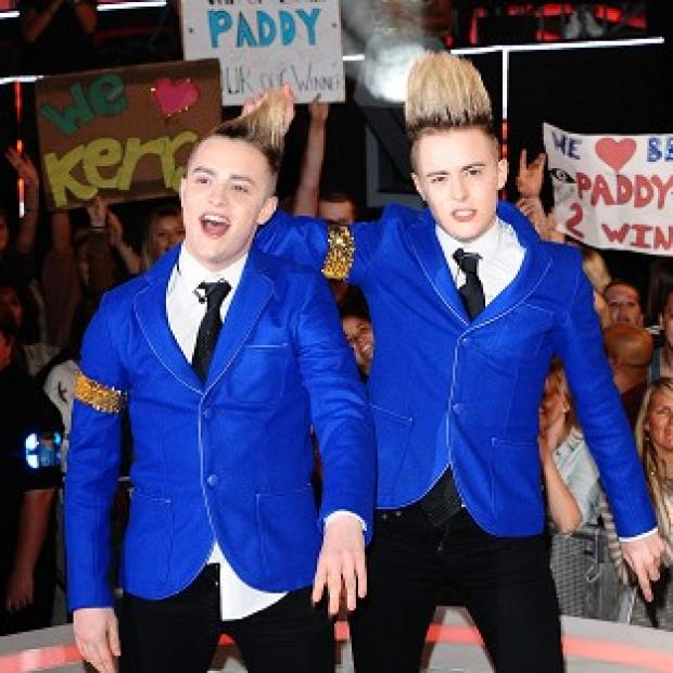 John and Edward Grimes might be competing on Dancing On Ice