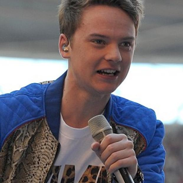 Conor Maynard has rocketed to the top of the charts with his debut album Contrast