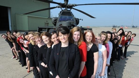 Military Wives announce West Cliff Theatre concert