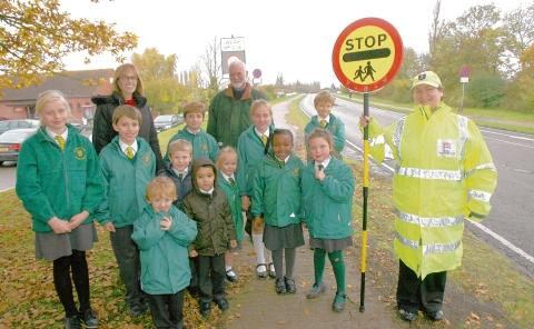Campaigners celebrate victory following petition to cut speed limit