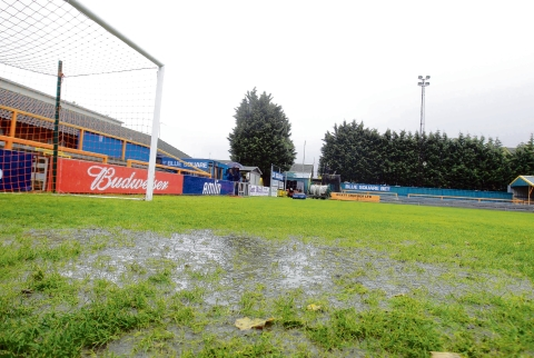 Another washout for Braintree's FA Trophy hopes