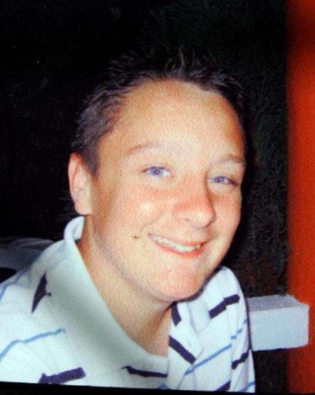 Murdered: Jay Whiston