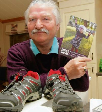 OAP marathon runner makes comeback - after missing his bus