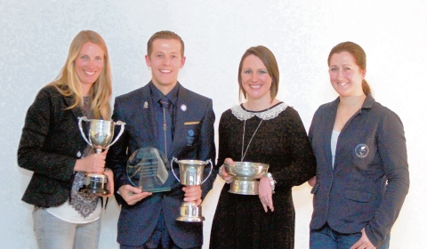 Colchester's sporting stars are honoured at prestigious ceremony