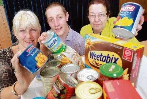 Clacton and Frinton Gazette: Food bank service set to help deprived residents
