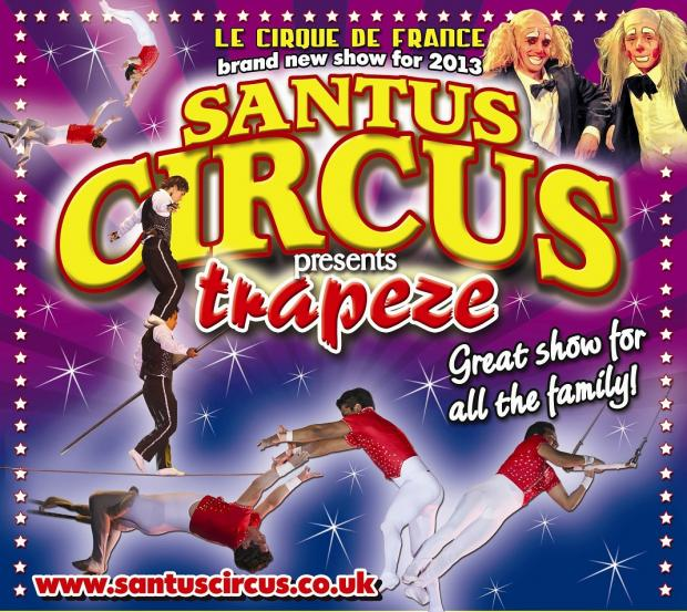 Circus returns to Clacton with all new show