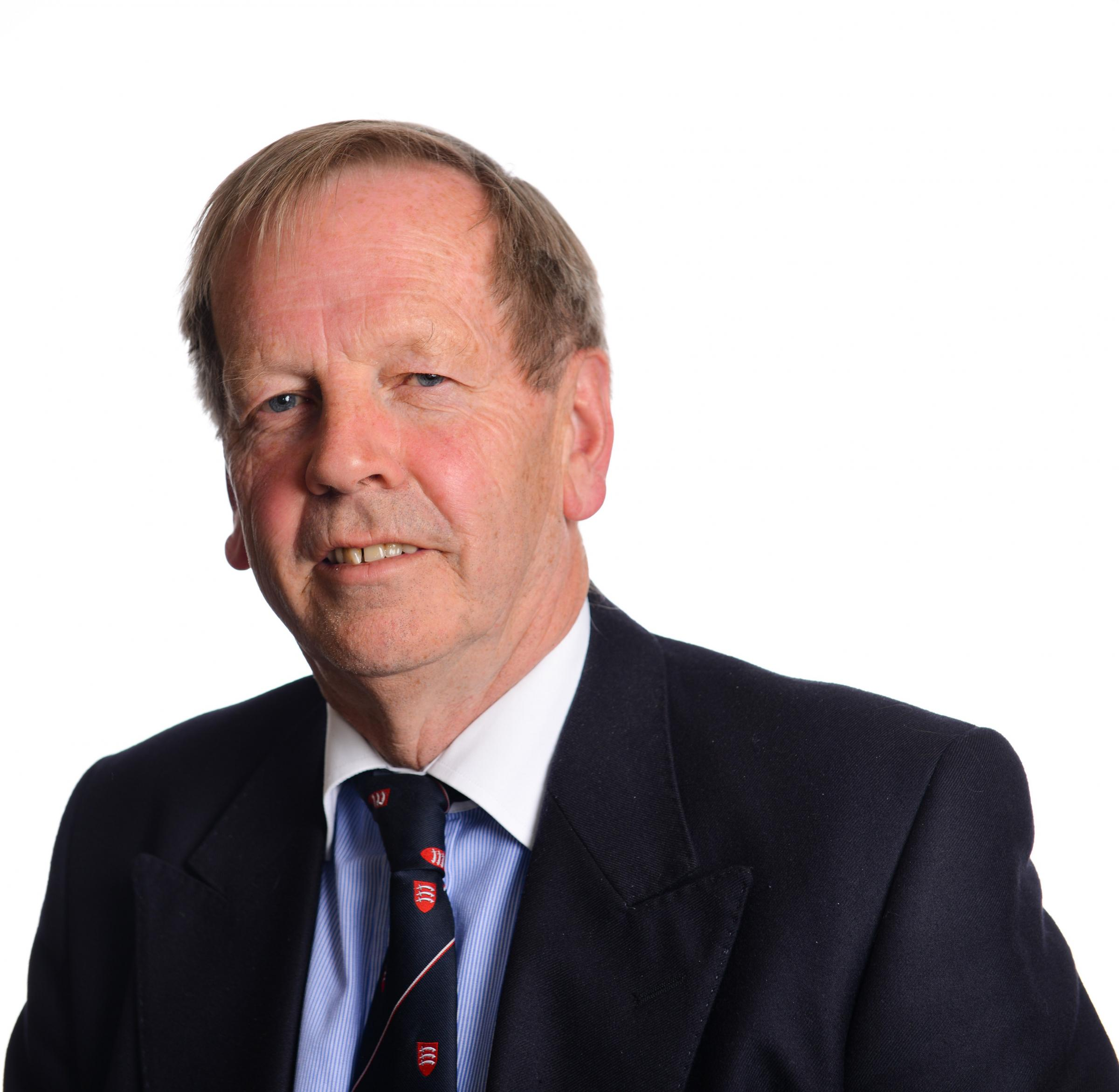 Rodney Bass, county councillor for highways and transportation, has set out which schemes he thinks are top priority.