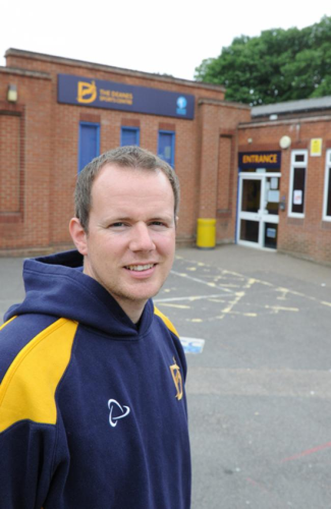 Kevin Dyke, head of sport, health and performance at the Deanes School in Thundersley