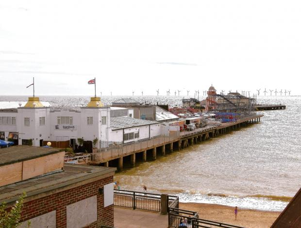 Plans in the pipeline for seafront regeneration