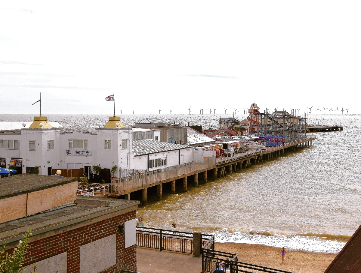 Plans in the pipeline to speed up Clacton regeneration