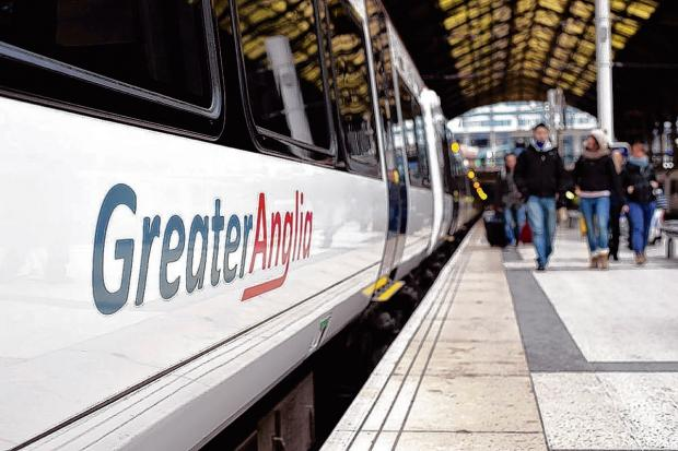 Greater Anglia train franchise extended until 2016 - £20mil investment planned
