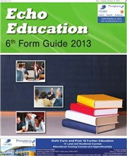 Clacton and Frinton Gazette: Echo Education 6th Form Guide