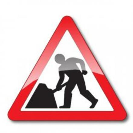 Roadworks are due to be carried out on the A12 tonight