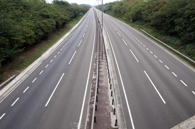 A12 road markings work set for tonight