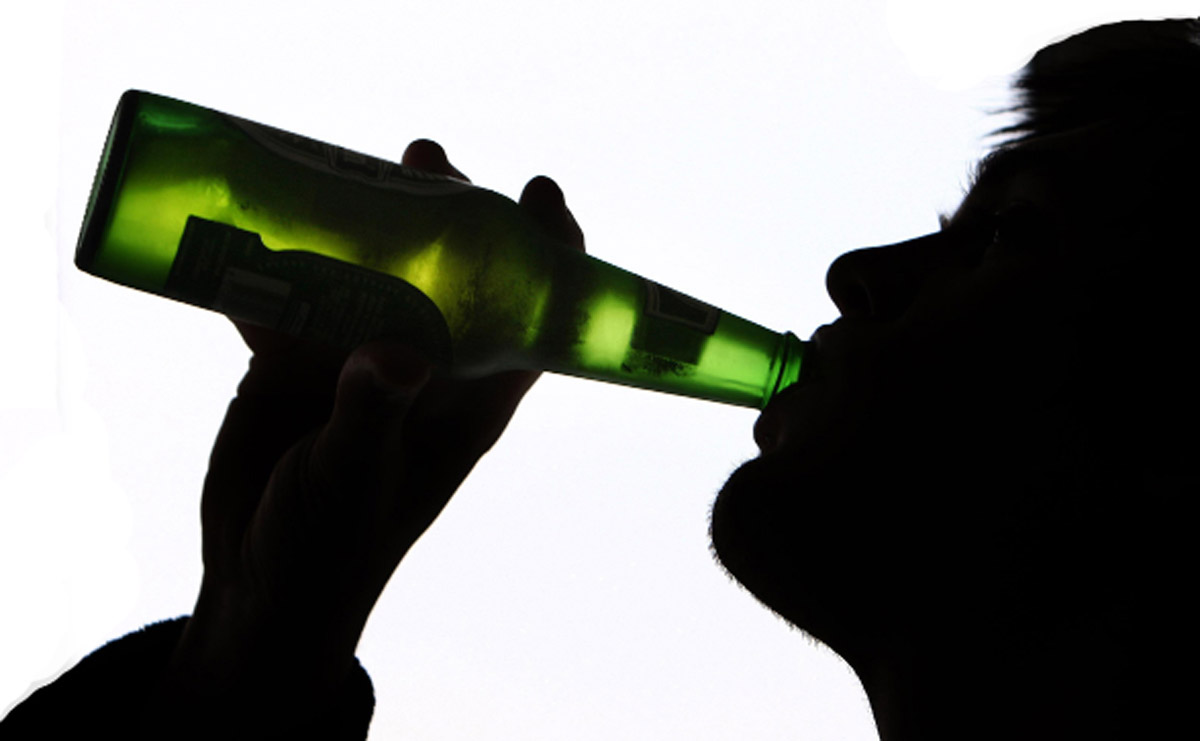 Time to kick alcohol say health bosses