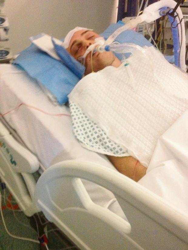 Clacton and Frinton Gazette: Bottle thug who left dad in coma finally admits: I am guilty